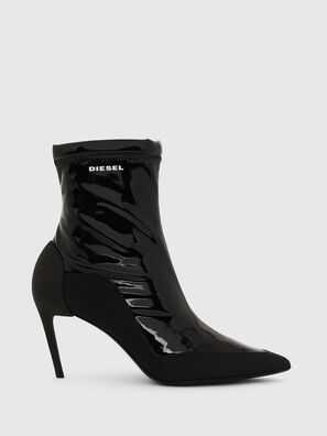 D-SLANTY ABM, Noir - Bottines