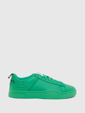 S-CLEVER LOW LACE, Vert - Baskets