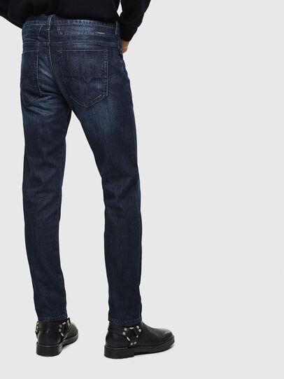Diesel - D-Bazer 0095W, Bleu Foncé - Jeans - Image 2