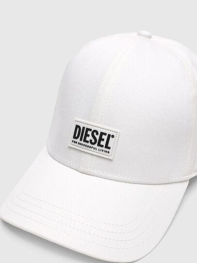 Diesel - CORRY-GUM, Blanc - Chapeaux - Image 3