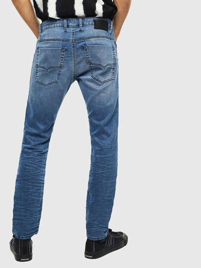 Diesel - Krooley JoggJeans 069MA, Bleu moyen - Jeans - Image 2