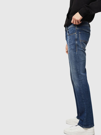 Diesel - Zatiny 0096E, Bleu moyen - Jeans - Image 3
