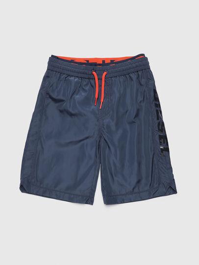Diesel - MBXBEACH, Bleu Foncé - Beachwear - Image 1