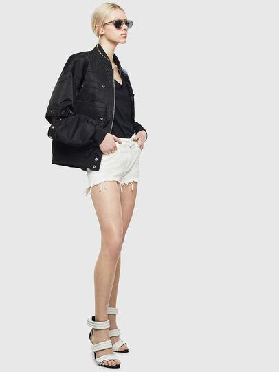 Diesel - DE-RIFTY, Blanc - Shorts - Image 6