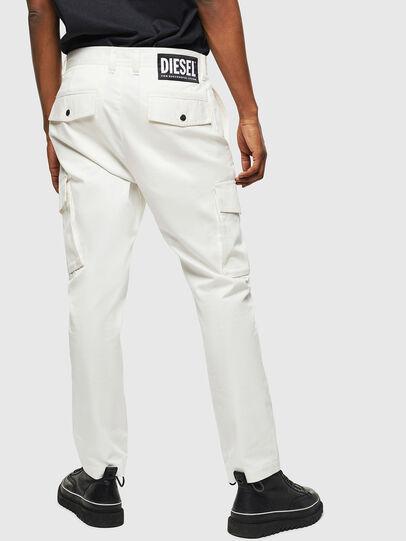 Diesel - P-JARED-CARGO, Blanc - Pantalons - Image 2