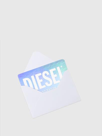Diesel - Gift card, Blanc - Image 4