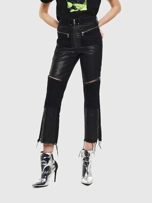 DE-EARLIE, Noir - Pantalons