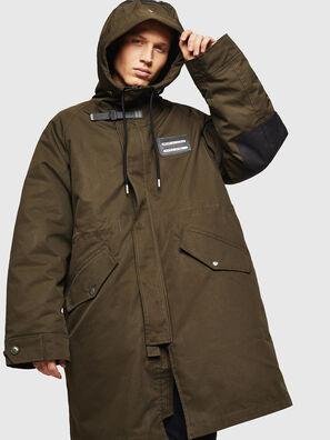 W-KOBEC, Vert Militaire - Vestes d'hiver