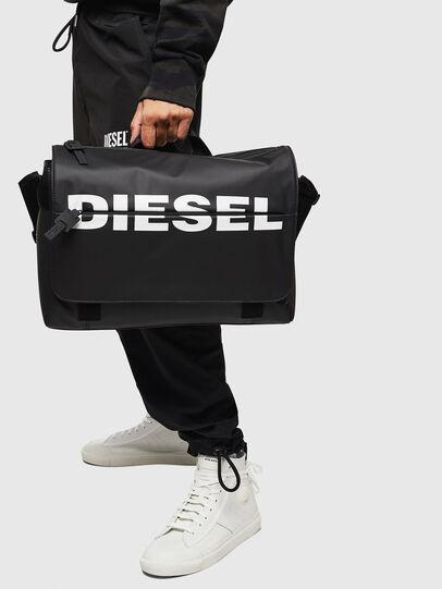 Diesel - F-BOLD MESSENGER II, Noir - Sacs en bandoulière - Image 6
