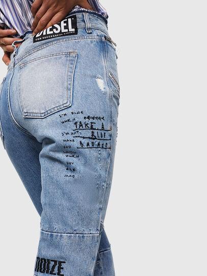 Diesel - D-Earlie 069GV, Bleu Clair - Jeans - Image 4