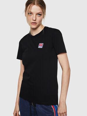 T-SILY-ZE, Noir - T-Shirts