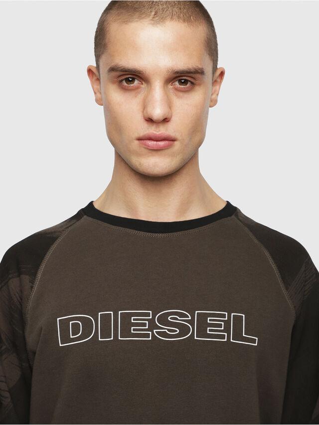 Diesel - UMLT-MAX, Vert Militaire - Pull Cotton - Image 3
