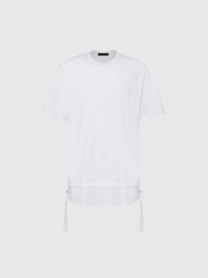 Diesel - T-TARITE, Blanc - T-Shirts - Image 1