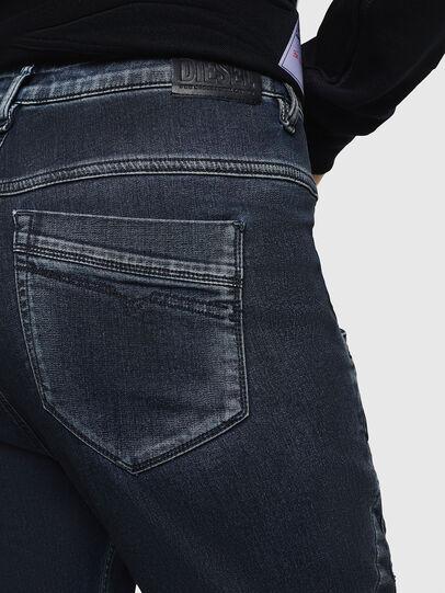 Diesel - Fayza JoggJeans 069HY, Bleu Foncé - Jeans - Image 3