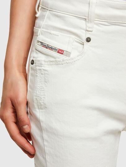 Diesel - Fayza 009NR, Blanc - Jeans - Image 4