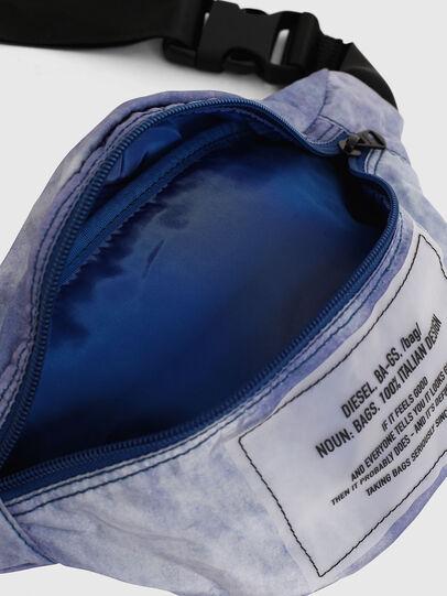 Diesel - BELTPAK, Bleu Clair - Sacs ceinture - Image 5