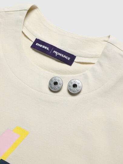 Diesel - PR-TS04, Blanc - T-Shirts - Image 4