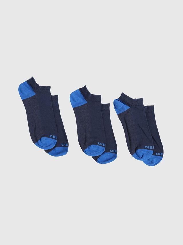SKM-GOST-THREEPACK, Bleu Brillant