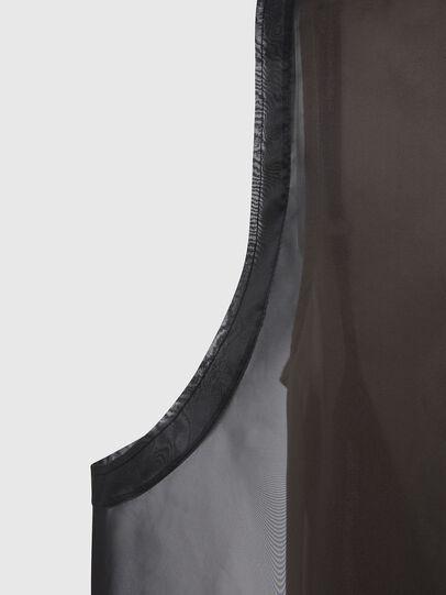 Diesel - D-LAY, Noir - Robes - Image 4