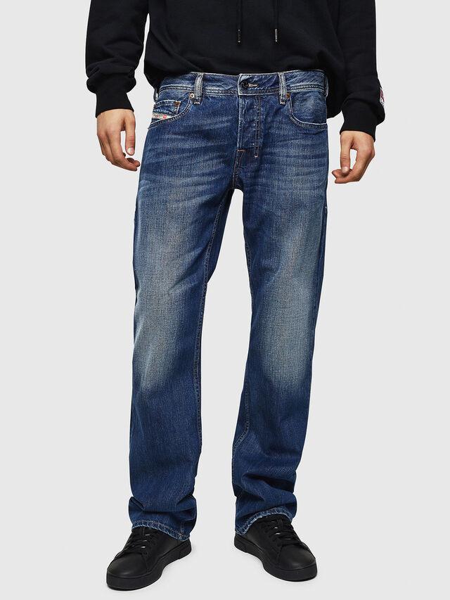 Diesel - Zatiny 008XR, Bleu Foncé - Jeans - Image 1