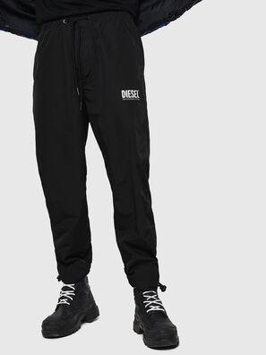 P-TOLLER-NY, Noir - Pantalons