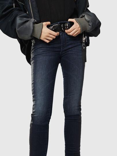 Diesel - D-Ollies JoggJeans 069JY, Bleu Foncé - Jeans - Image 3