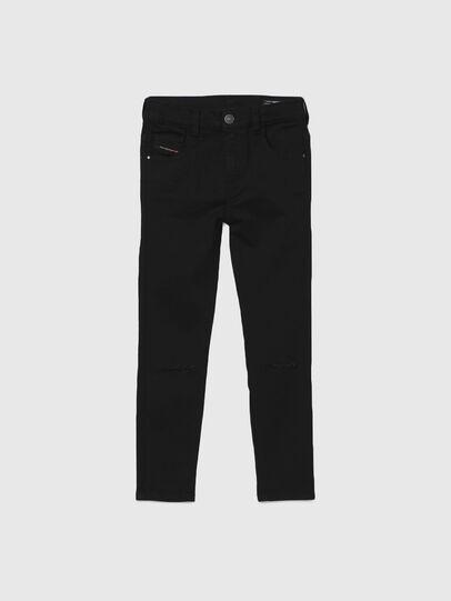 Diesel - D-SLANDY-HIGH-J-SP, Noir - Jeans - Image 1