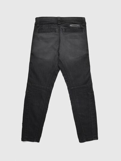 Diesel - D-EARBY JOGGJEANS-J, Noir - Jeans - Image 2