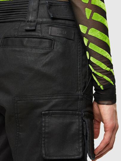 Diesel - D-Kiki JoggJeans® 069TU, Bleu Foncé - Jeans - Image 5