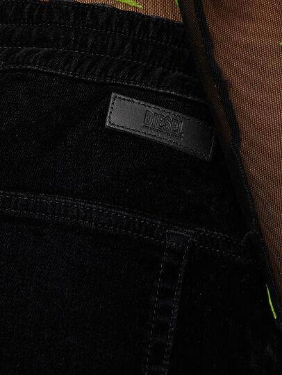 Diesel - Krailey JoggJeans® 069TB, Noir/Gris foncé - Jeans - Image 4