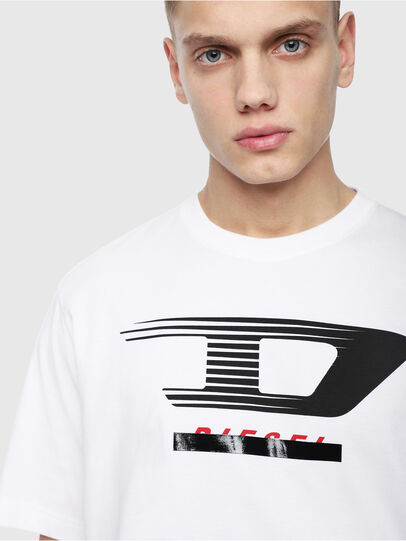 Diesel - T-JUST-Y4,  - T-Shirts - Image 3