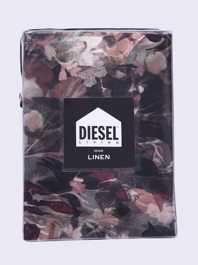 Diesel - 72081 DARK FIELD, Bordeaux - Housses De Couette - Image 2
