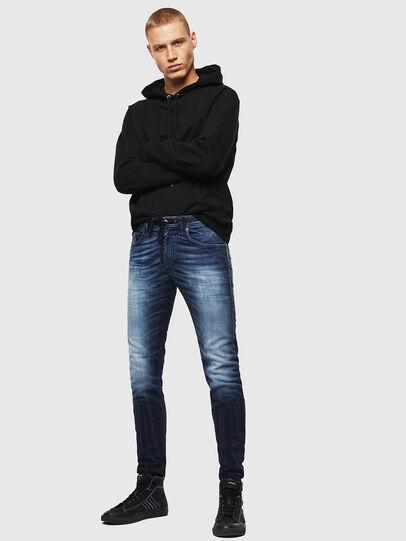 Diesel - Thommer JoggJeans 069IE, Bleu Foncé - Jeans - Image 6