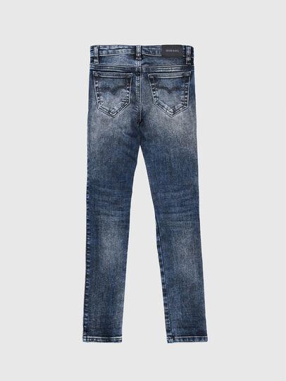 Diesel - SKINZEE-LOW-J-N, Bleu Foncé - Jeans - Image 2