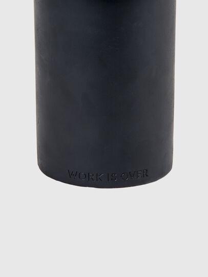 Diesel - 11061 WORK IS OVER, Noir - Accessoires de Maison - Image 3