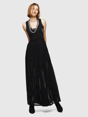 D-TEHEI, Noir - Robes