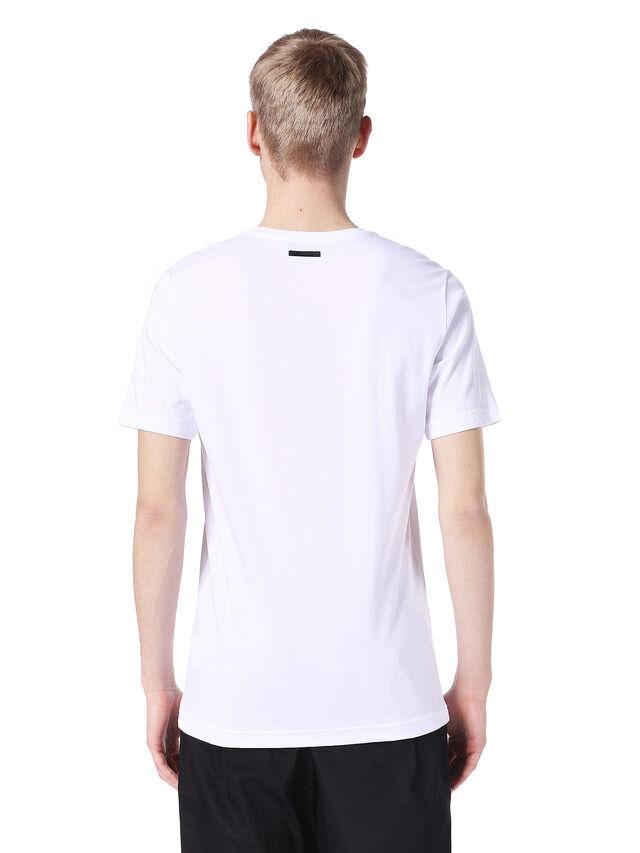 TY-STRIPESCAR, Blanc