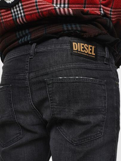 Diesel - Buster 082AS, Noir/Gris foncé - Jeans - Image 4