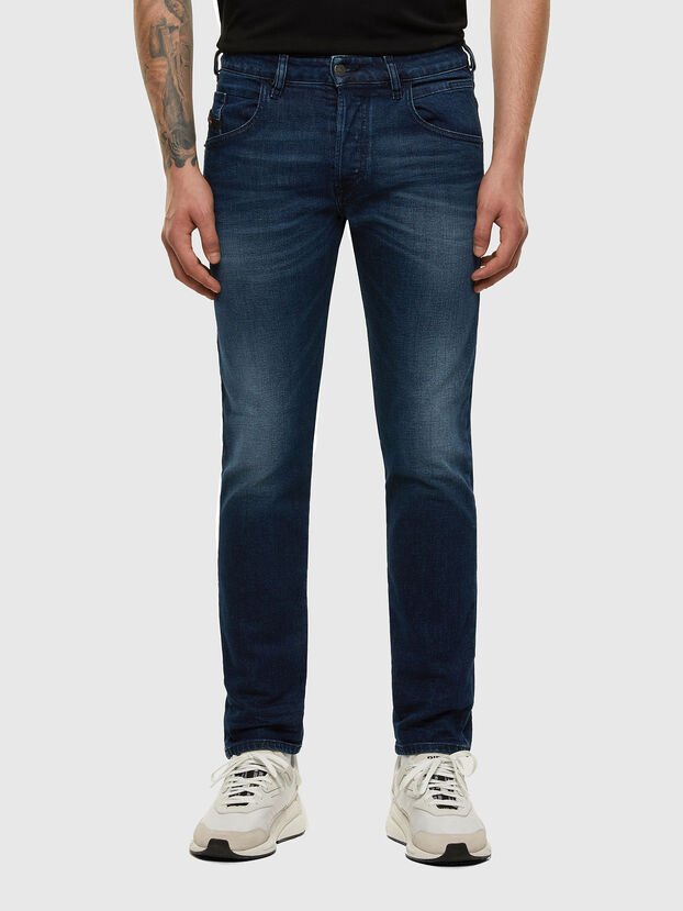 D-Bazer 009ER, Bleu Foncé - Jeans
