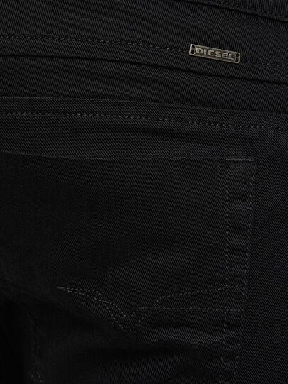 Diesel - D-Bazer 0688H, Noir/Gris foncé - Jeans - Image 4