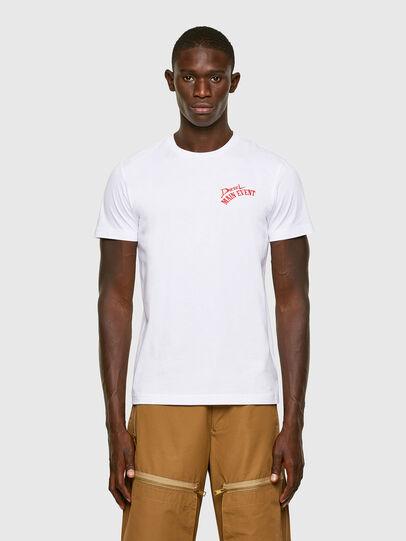 Diesel - T-DIEGOS-K15, Blanc - T-Shirts - Image 1