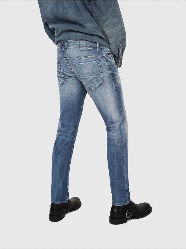 Diesel - Thommer 081AS, Bleu moyen - Jeans - Image 2