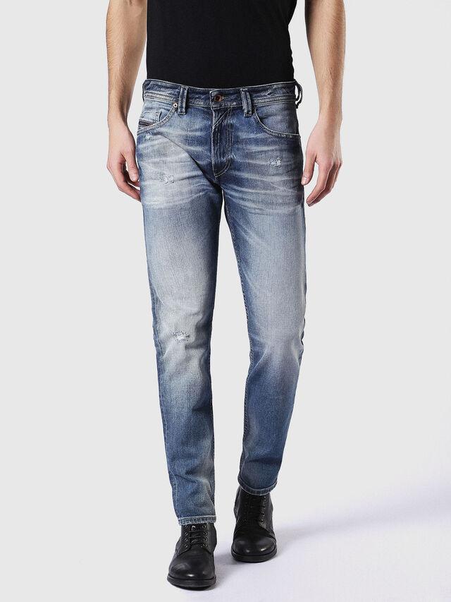 Diesel Thommer 084DD, Bleu moyen - Jeans - Image 2
