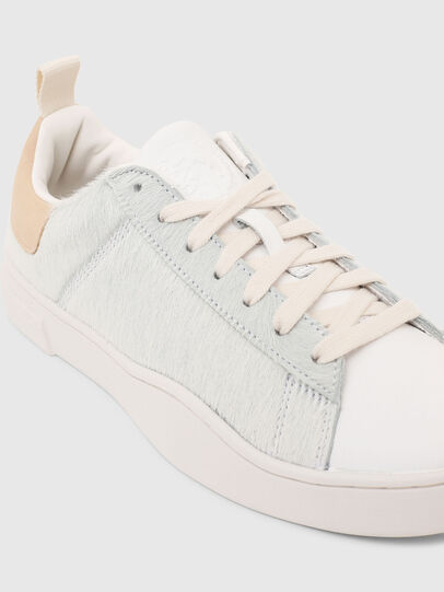 Diesel - S-CLEVER LOW LACE W, Blanc - Baskets - Image 4