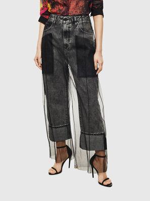 TYPE-1004, Noir - Jeans