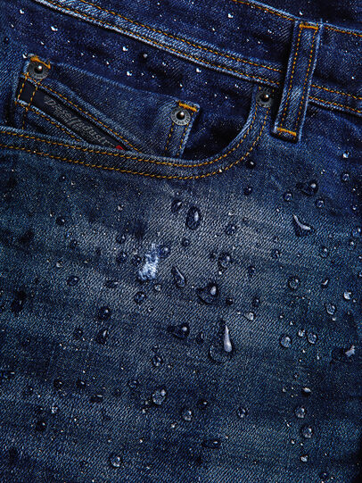 Diesel - Tepphar A87AT, Bleu Foncé - Jeans - Image 6