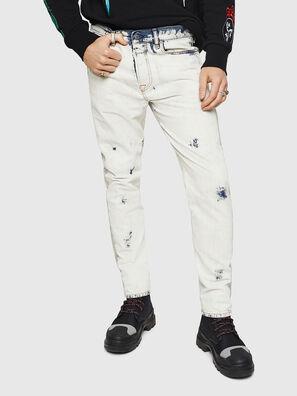 Mharky 0890Q, Bleu Clair - Jeans