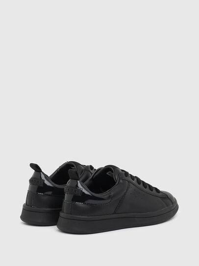 Diesel - SN LOW LACE 11 FULL, Noir - Footwear - Image 3