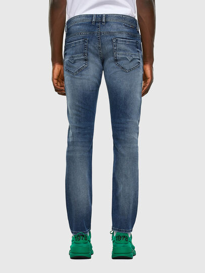 Diesel - Thommer 0853P, Bleu moyen - Jeans - Image 2