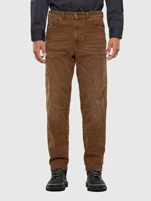 D-Azzer JoggJeans 069NF, Marron Clair - Jeans